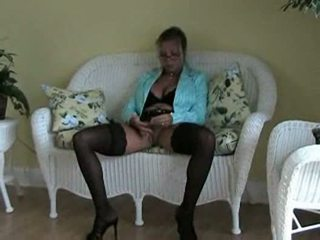 Amber lynn bach drātēšanās pie mājas
