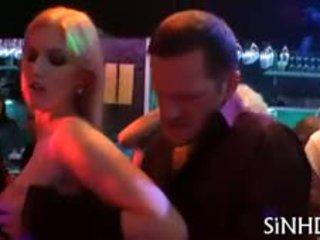 Divine discoteca partying