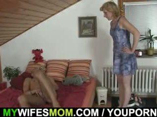 Han gets pleased av mother-in-law