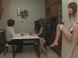 japonais, exotique, girlfriends