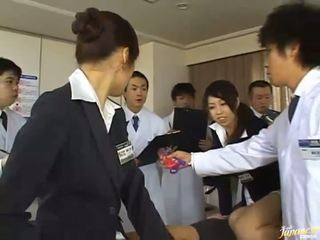 These Japanese girls give their asses for fuck