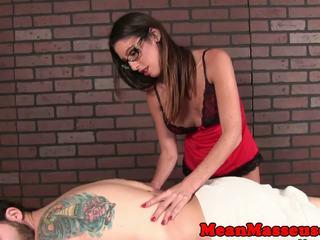 Dom spex masseuse withholding subs orgasms: bezmaksas hd porno 4c