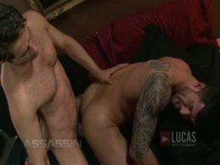 Michael lucas と adam killian ファック passionately