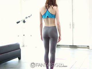 FantasyHD - Jenna Ross flexible body fucked