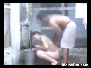 dush, i jashtëm, indian