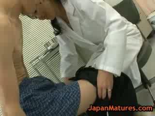 Gorgeous mature natsumi kitahara does