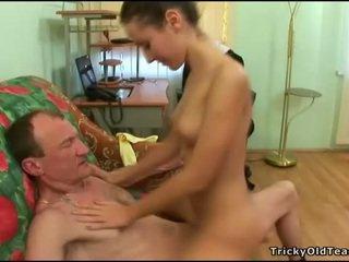 Old tutor gets jago loving action
