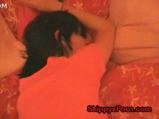 Draguta adolescenta este dormind