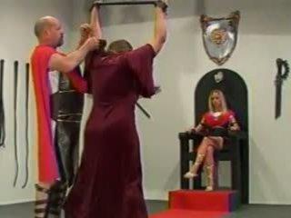 Evil rebel dronning: gratis whipping porno video e4