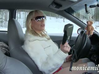 Monicamilf S Car Breaksown in the Norw...