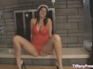 Tiffany preston vēlēties jums a sticky ziemassvētki