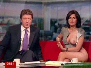 Susanna reid jugando con sexo juguetes en breakfast tv