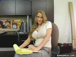 hardcore sex, kurwa jej niespodziankę, biuro seks