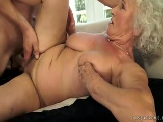 big dick, velho, muscular