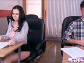 Pussy And Tits Exposed To Cheat On Exam