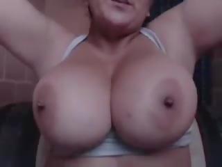 Sexy134: velký přírodní kozičky & webkamera porno video 59