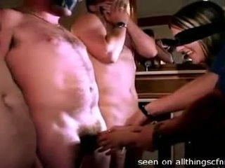 Cfnm-dirty-sanchez-blindfolded-girl-penis-game
