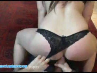 Príťažlivé lapdancer has sex s a camera guy
