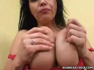 Breasty angelica vrtané