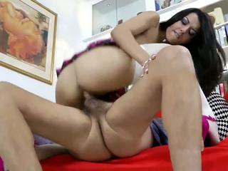 Old Man and Sexy Pierced French Girl, HD Porn 2a