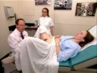 γιατρός, κάτοπτρο, γυναικολόγους