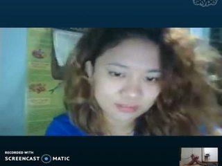 Rachael filipina le gusta mirar