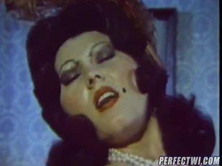 Desagradable vintage porno presilla presentado por dvd caja