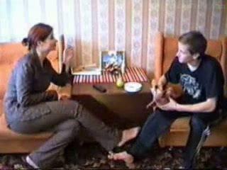 По-стари sister teaches брат