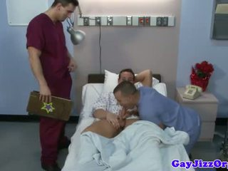 Sperma loving ārsts cocksucking hung pacients