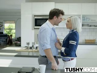 TUSHY Super Small Teen Kacey Jordan Takes it in the Ass! - Porn Video 101