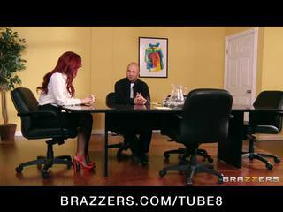 bučiavimasis, brazzers, redhead