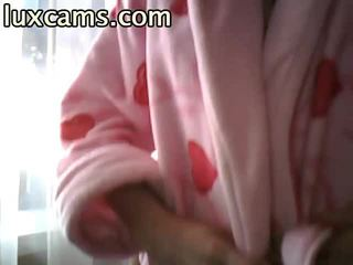 Recorded session from online user homemade cam