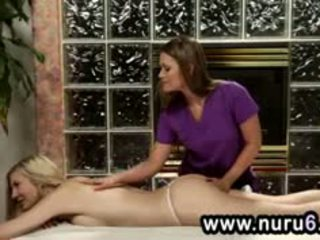 Abby Cross And Amanda Tate Massage