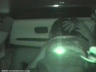 Backseat Car Sex Voyeurism