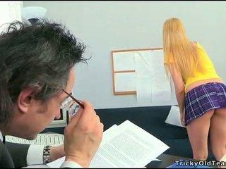 섹스 lesson 와 뿔의 선생