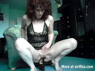 objecten, fles, inserties