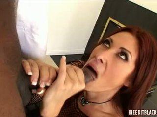 Wang loving honung tiffany mynx enjoys en thick meatpole entering henne pleasant mun