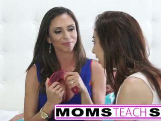 Mamme insegnare sesso - passo mamma fucks daughters ragazzo