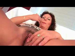grote borsten, matures, vingerzetting