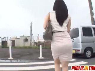 japonski, horny, avtobus