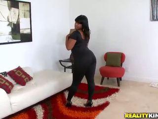 nice ass, african, black
