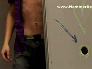 Rob Holrow Glory Hole from Hammerb-ys TV