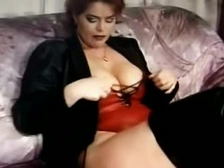 Kira 빨강 wanking