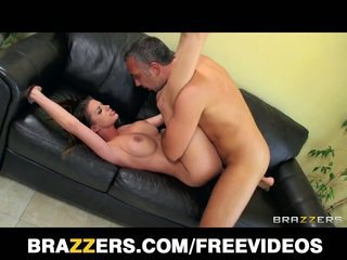 Brooklyn Chase has some huge tits and a passion for anal sex