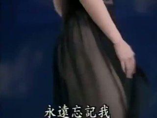 montrer, fille, taiwan