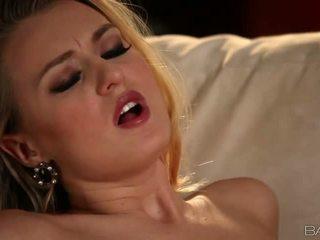 Hot blonde Natalia Starr pleases her man Video