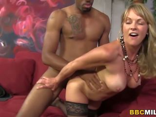 Hot Cougar Shayla Laveaux Takes Black Cock: Free HD Porn be