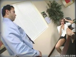 Satisfying My Hot Bitchy Boss Ryder Skye