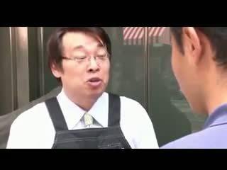 Bosomy jap বালিকা gets হার্ডকোর এবং facialized