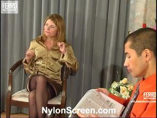 מלא גרב סקס יותר, איכות nylon slips and sex לראות, ביותר sex and nylon stockings אתה